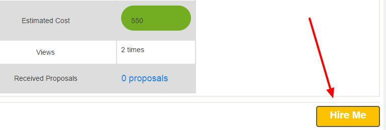 Send tenders on behalf of clients
